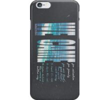 Salvation Song iPhone Case/Skin