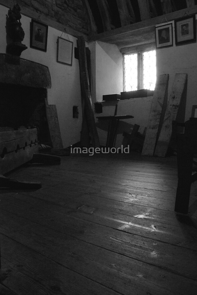 Popes Room & Musuem by imageworld
