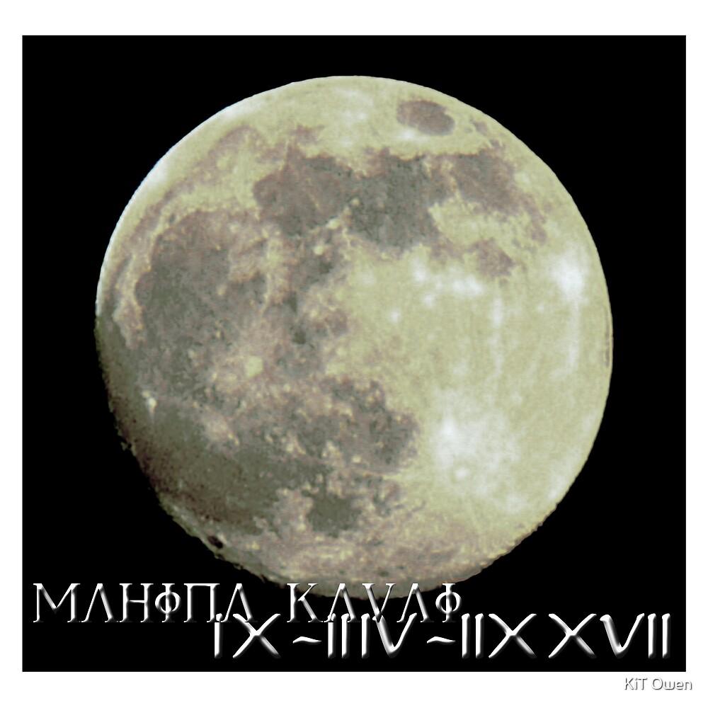 Kauai Moon by KiT Owen