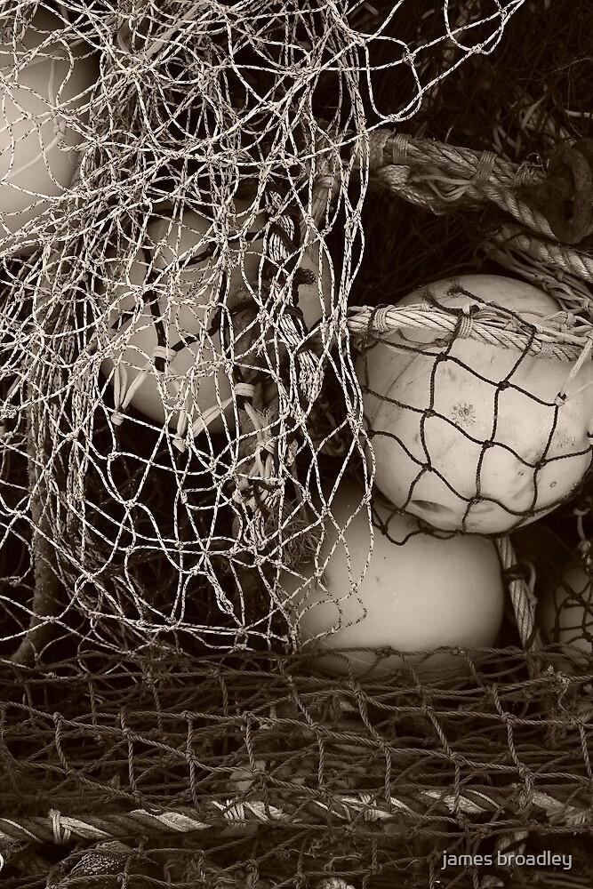 fishing nets by james broadley