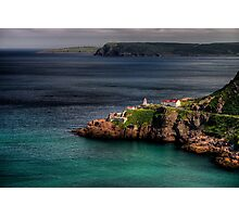 Stronghold Photographic Print