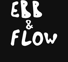 Ebb & Flow [White Ink] Unisex T-Shirt