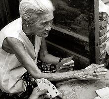 playing cards by dominiquelandau