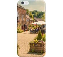 La Gacilly, Brittany, France iPhone Case/Skin