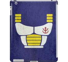 Minimalist Saiyan armor iPad Case/Skin