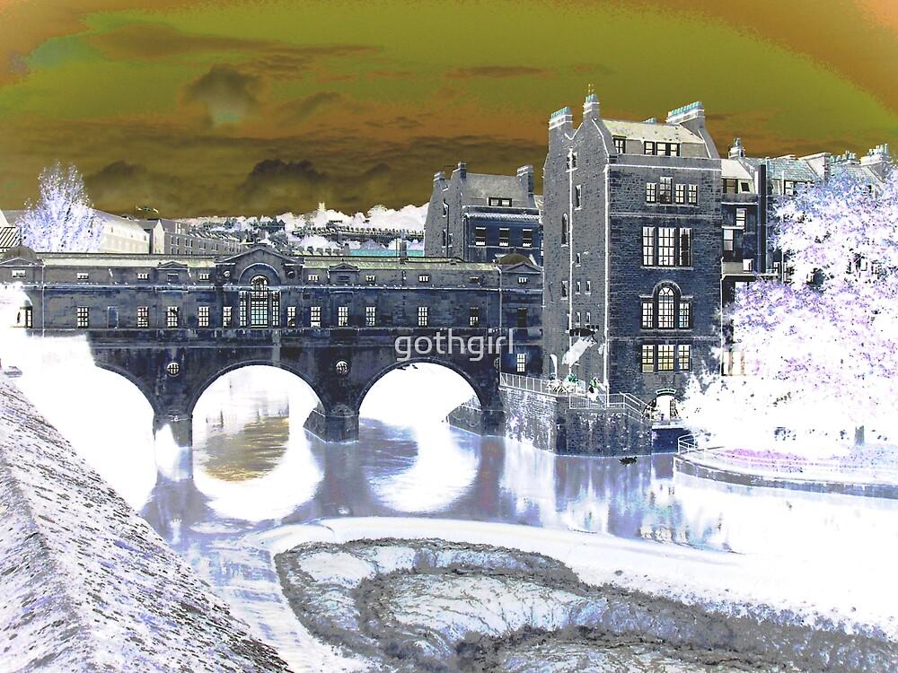 Pultney Bridge by gothgirl