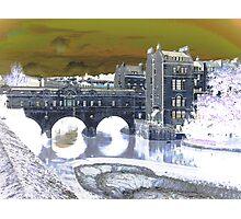 Pultney Bridge Photographic Print