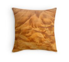 Sand Pattern Throw Pillow