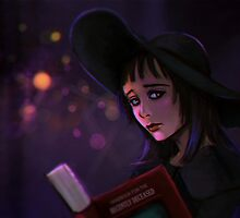 lydia deetz by anephilimrising