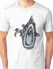 Bio Hazard Fish Unisex T-Shirt