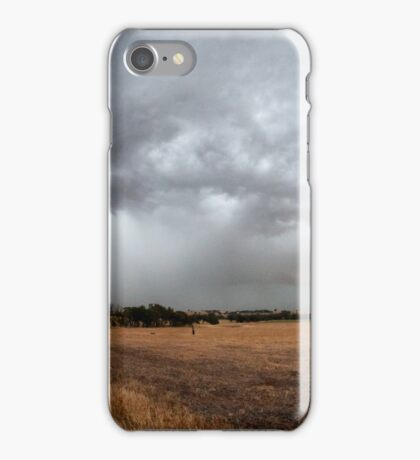 The Storm Front iPhone Case/Skin