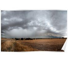 The Storm Front Poster
