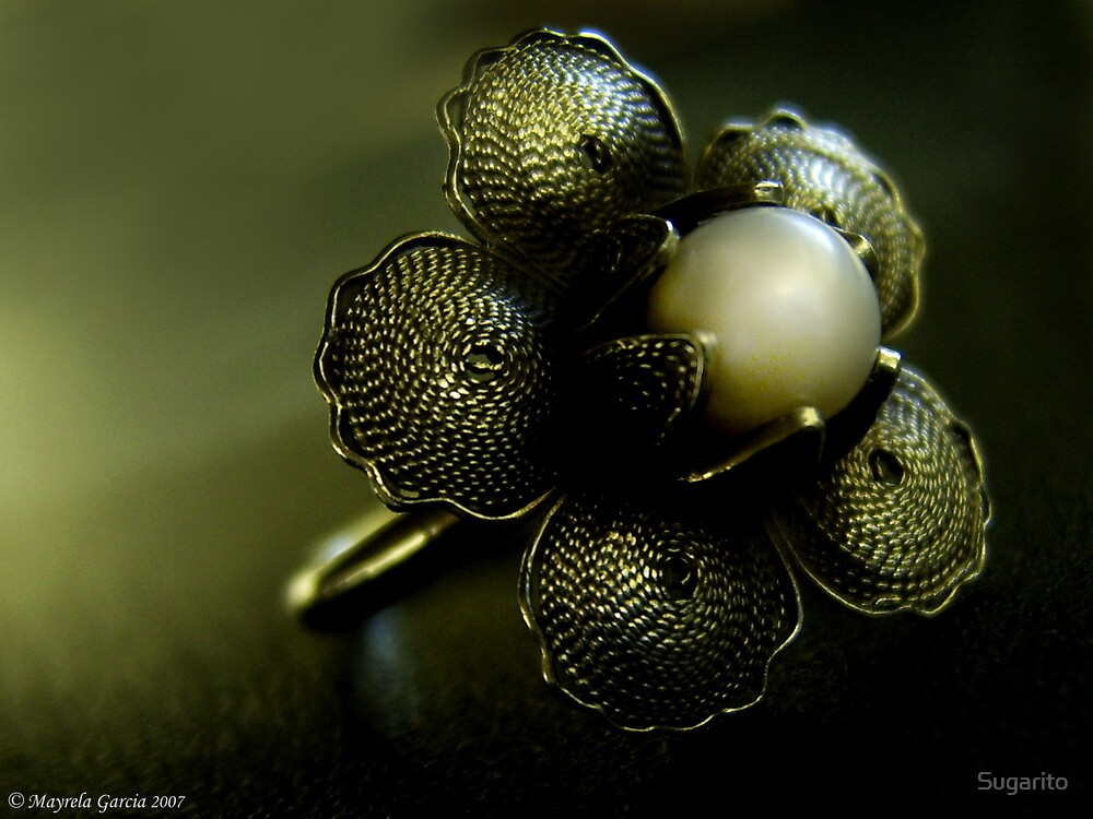 Flower Ring by Sugarito