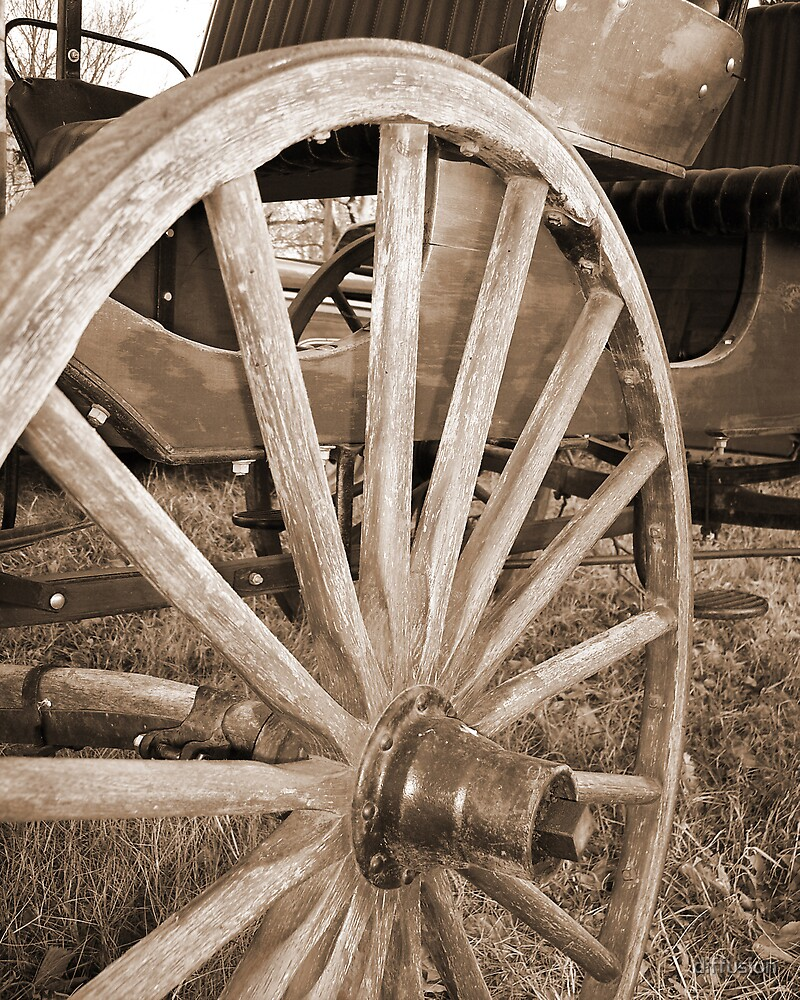 Just a Wagon Wheel by diffusion