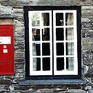 Tintagel Old Post Office by Mark Wilson