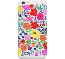 Secret Flower Garden iPhone Case/Skin
