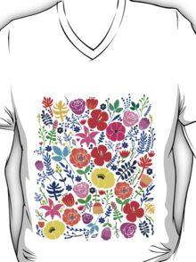 Secret Flower Garden T-Shirt