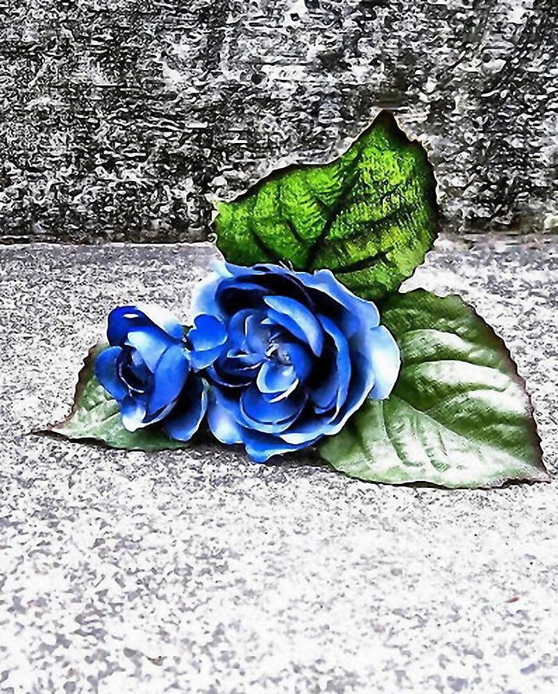 Blue by brandie