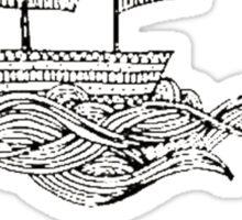 Anchor My Soul Sticker