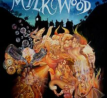 Under Milk Wood by Ruth Wilkinson