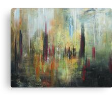 Rhythm of Time Canvas Print