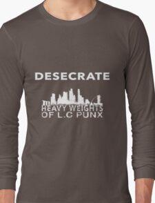 Desecrate - Lion city Long Sleeve T-Shirt