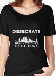 Desecrate - Lion city Women's Relaxed Fit T-Shirt