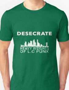 Desecrate - Lion city Unisex T-Shirt