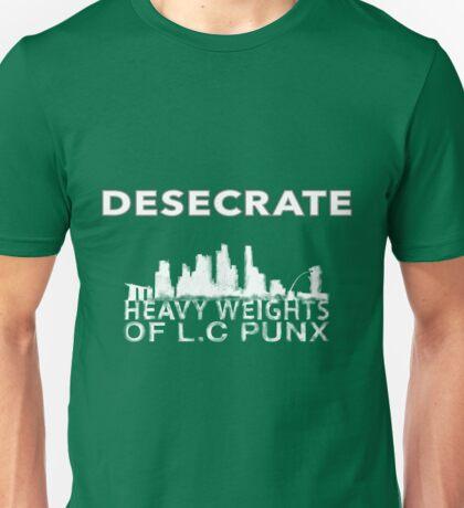 Desecrate - Lion city Unisex T-Shirt