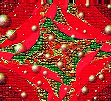 Red For Christmas by Margaret Stevens