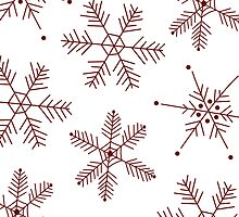 Snowflake Mix by Leah Price