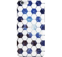 Football Galaxy Blue iPhone Case/Skin