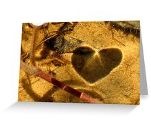 Shadow of Love Greeting Card