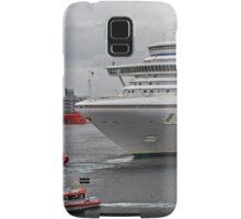 Big Ships-Little Ships Samsung Galaxy Case/Skin