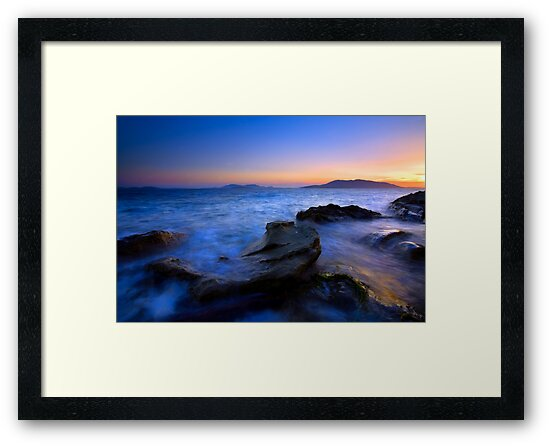 San Juan Sunset by DawsonImages