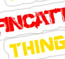 It's a FINCATTI thing, you wouldn't understand !! Sticker
