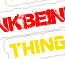 It's a FINKBEINER thing, you wouldn't understand !! Sticker