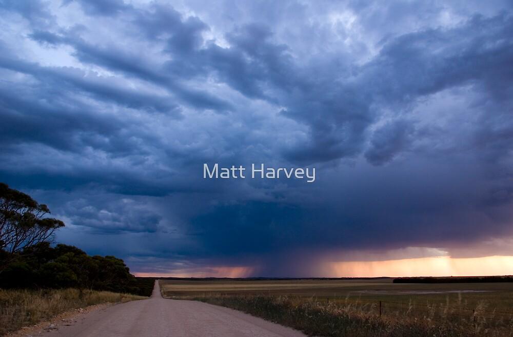 Road to Rain by Matt Harvey