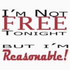 I'm not free... by dontshowgrandma