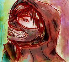 Kaneki  by Beejutsu :)