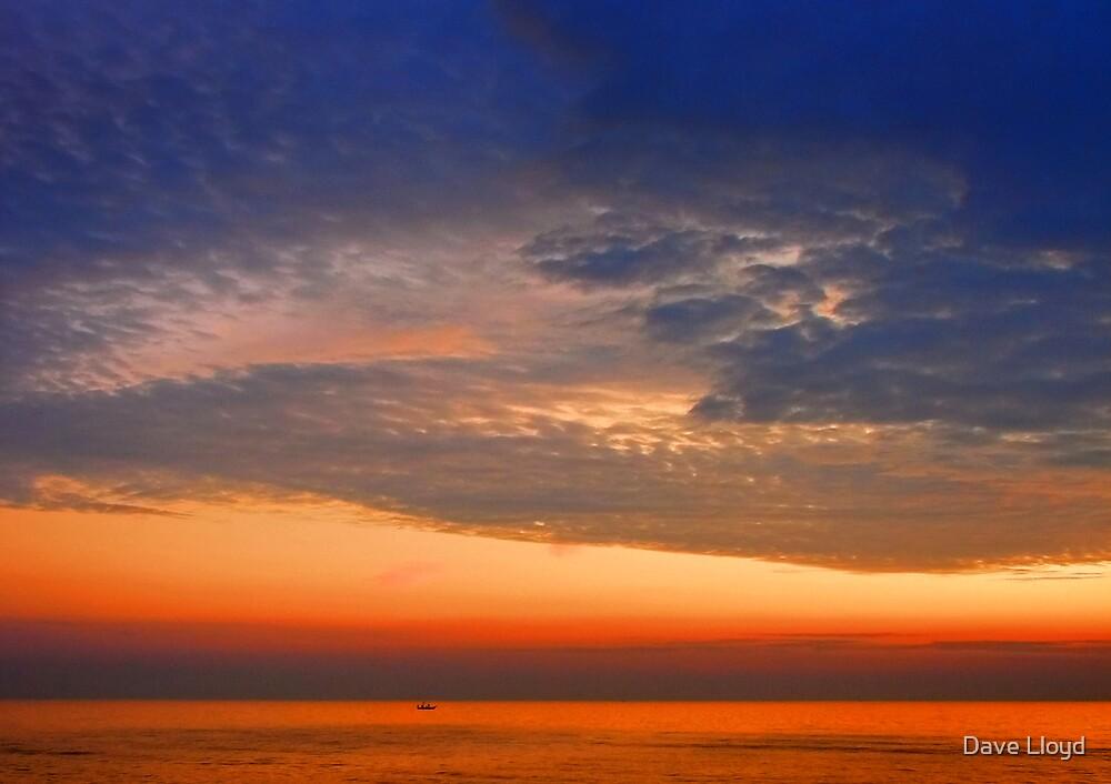 Glowing Sky by Dave Lloyd