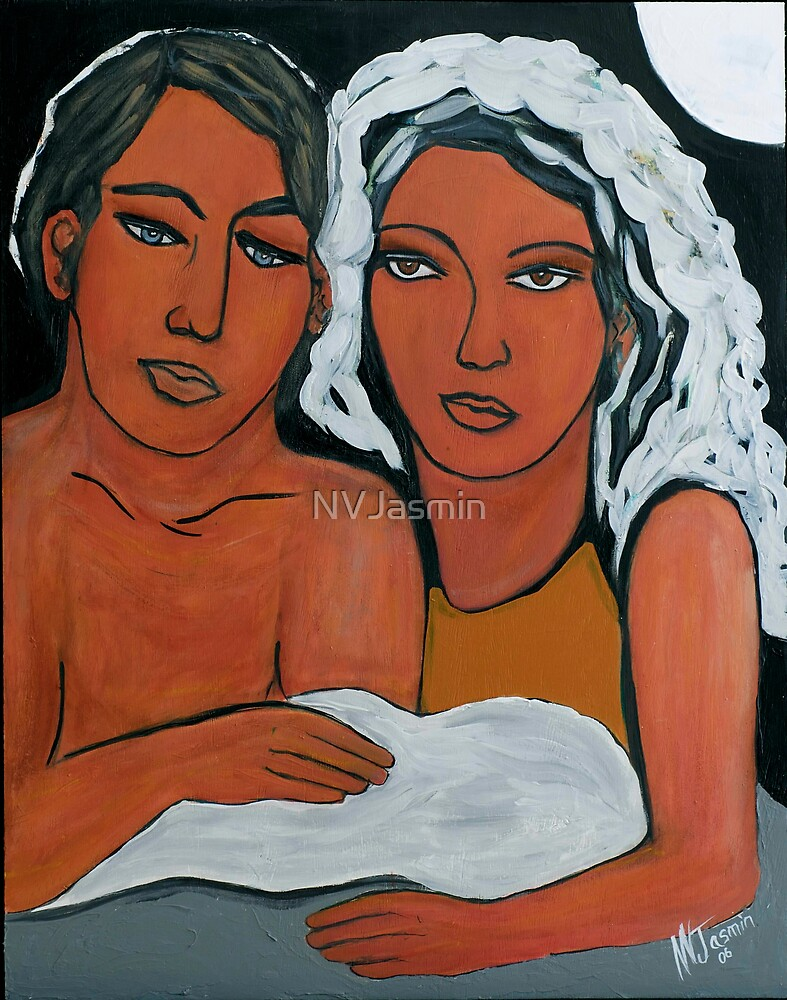happy couples by NVJasmin