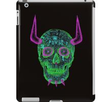 skull of unkindness  iPad Case/Skin