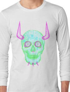 skull of unkindness  Long Sleeve T-Shirt