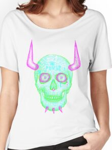 skull of unkindness  Women's Relaxed Fit T-Shirt