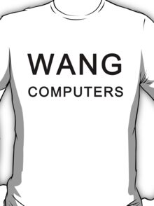 Wang Computers - Martin Prince The Simpsons T-Shirt