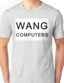 Wang Computers - Martin Prince The Simpsons Unisex T-Shirt