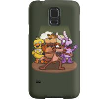 Performing for you live! Samsung Galaxy Case/Skin