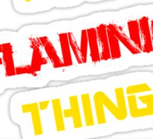 It's a FLAMINIO thing, you wouldn't understand !! Sticker