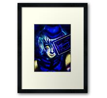 Persona 3 - Welcome to the Velvet Room Framed Print